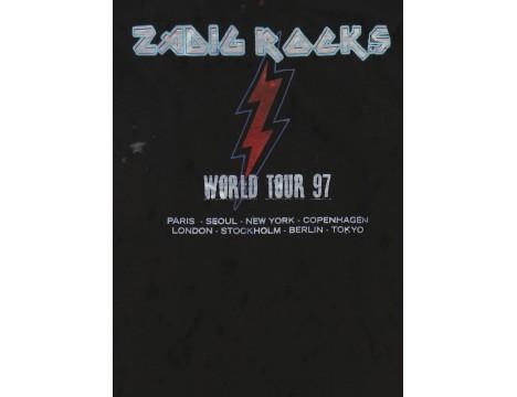Zadig & Voltaire Kids T-shirt Dress GYPSY ROCK