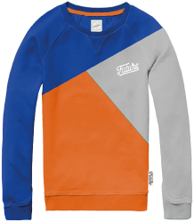 The Future is Ours COLOUR BLOCK Sweatshirt The Future is Ours COLOUR BLOCK Sweatshirt