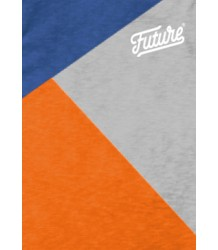 The Future is Ours Colour Block Tee The Future is Ours Colour Block Tee