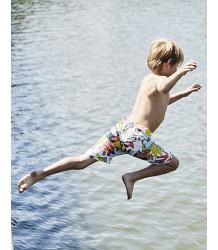 Kidscase River Alf Swim Shorts Kidscase Alf Jogging Organic Shorts
