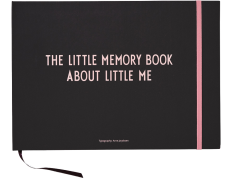 Design Letters Little Me Memory Book