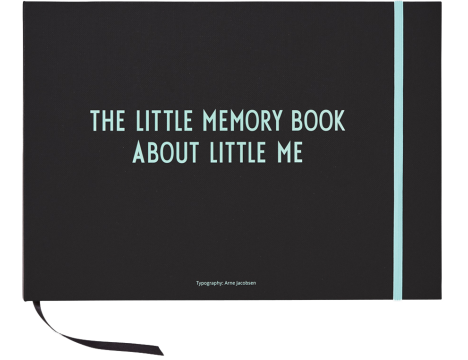 Design Letters Little Me Memory Book