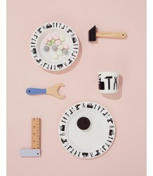 Design Letters TOOLS Melamine Set Design Letters TOOLS Melamine Set