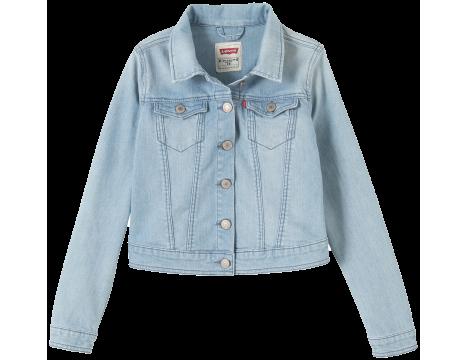Levi's Kids Girls Trucker Jacket