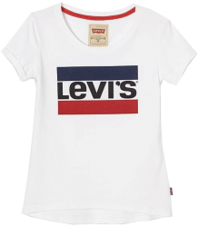 Levi's Kids SS Tee Brenda LEVI'S Girl Levi's Kids SS Tee Brenda LEVI'S Girl