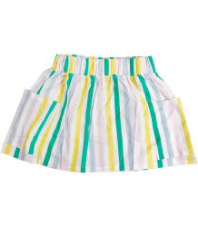 Hugo Loves Tiki Pocket Skirt PASTEL STRIPES Hugo Loves Tiki Pocket Skirt PASTEL STRIPES