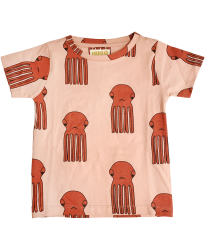 Hugo Loves Tiki T-shirt OCTOPUS Hugo Loves Tiki T-shirt OCTOPUS