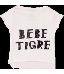 Noé & Zoë Baby Tee BEBE TIGRE Noe & Zoe Baby Tee BEBE TIGRE