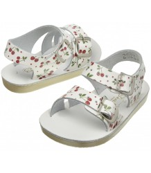 Salt Water Sandals Sun-San Seawee CHERRY Salt Water Sandals Sun-San Seawee Premium Cherry