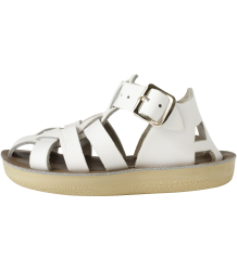 Salt Water Sandals Sun-San Shark Salt Water Sandals Sun-San Shark white