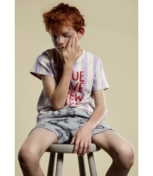Little Man Happy TRUE LOVE CREW LOVE Longline Shirt Little Man Happy TRUE LOVE CREW LOVE Longline Shirt