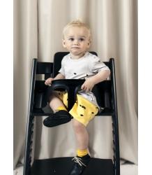 Beau LOves Baby Shorts DIAMONDS Beau LOves Baby Shorts DIAMONDS yellow