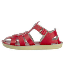 Salt Water Sandals Sun-San Shark Salt Water Sandals Sun-San Shark red