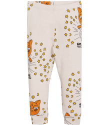 Mini Rodini CAT ADVICE Leggings Mini Rodini CAT ADVICE Leggings