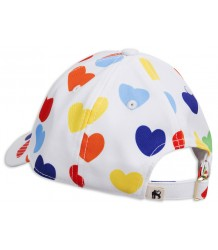Mini Rodini RAINBOW LOVE Cap Mini Rodini RAINBOW LOVE Cap
