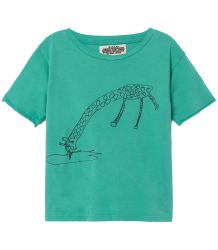 Bobo Choses W.I.M.A.M.P. Green T-shirt Bobo Choses W.I.M.A.M.P. Giraffe T-shirt