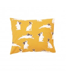 Mini Rodini RABBIT Pillowcase Mini Rodini RABBIT Pillowcase