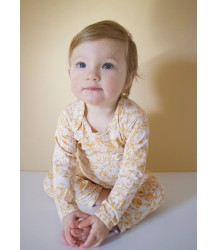 Soft Gallery Ben Bodysuit OWL  Soft Gallery Ben Bodysuit golden owl