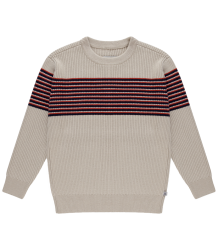 Repose AMS Knit Sweater STRIPES Repose AMS Knit Sweater stripes