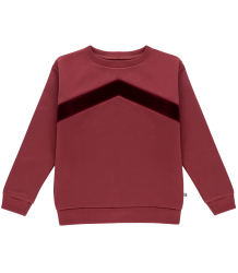 Repose AMS Track Sweater Repose AMS Track Sweater rood