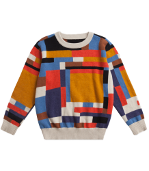 Repose AMS Knit Sweater COLOR BLOCK Repose AMS Knit Sweater COLOR BLOCK