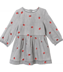 Stella McCartney Kids Skippy Baby Dress LADY BUGS Stella McCartney Kids Skippy Baby Dress LADY BUGS