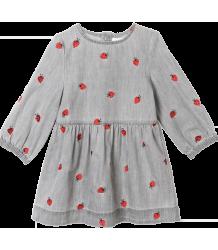 Stella McCartney Kids Skippy Baby Dress LADY BUGS Stella McCartney Kids Skippy Baby Dress LADY BUGS