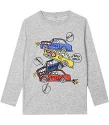 Stella McCartney Kids Barley T-shirt CARS Stella McCartney Kids Barley T-shirt CARS