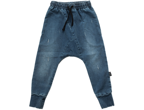Nununu Raw Denim Pants