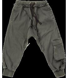 Nununu Military Raw Pants Nununu Military Raw Pants