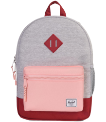 Herschel Heritage Backpack Youth Herschel Heritage Backpack Youth grey