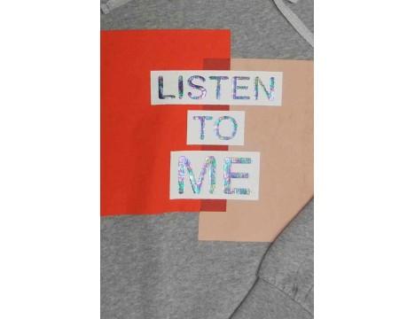 INDEE Dinasty Hoody LISTEN TO ME