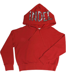 Dinasty Hoody INDEE INDEE Dinasty Hoody hot chili