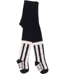 Noé & Zoë Tights BLACK STRIPES S Noe Zoe Tights BLACK STRIPES S