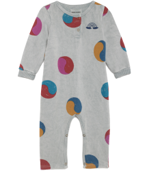 Bobo Choses YIN YANG LS Playsuit  Bobo Choses YIN YANG LS Playsuit