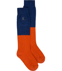 Bobo Choses COLOURBLOCK Long Socks Bobo Choses BLUE And RED Long Socks