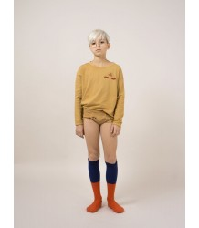 Bobo Choses COLOURBLOCK Long Socks Bobo Choses BLUE And RED Long Socks