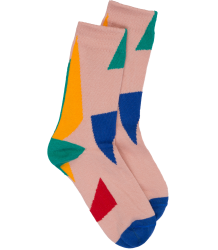Bobo Choses GEOMETRIC Socks Bobo Choses Socks Flounce GEOMETRIC