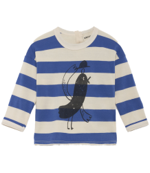 Bobo Choses Baby T-shirt LS BIRD Bobo Choses Baby T-shirt LS BIRD