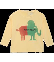 Bobo Choses Baby T-shirt LS PIGPHANT Bobo Choses Baby T-shirt LS PIGPHANT
