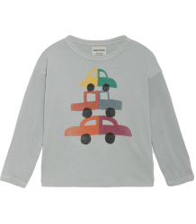 Bobo Choses T-shirt LS CARS Bobo Choses T-shirt LS CARS