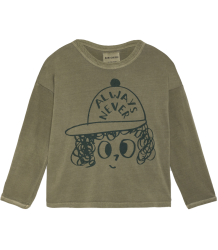 Bobo Choses T-shirt LS ALWAYS NEVER Bobo Choses T-shirt LS ALWAYS NEVER