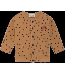 Bobo Choses Baby Sweatshirt Buttons CONFETTI Bobo Choses Baby Sweatshirt Buttons CONFETTI