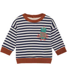 Bobo Choses Baby Sweatshirt MR GREEN Bobo Choses Baby Sweatshirt MR GREEN