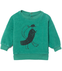Bobo Choses Baby Sweatshirt Fleece BIRD Bobo Choses Baby Sweatshirt Fleece BIRD