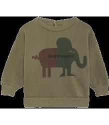 Bobo Choses Baby Sweatshirt PIGPHANT Bobo Choses Baby Sweatshirt PIGPHANT