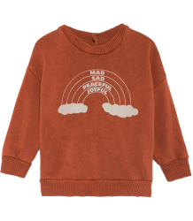 Bobo Choses Baby Sweatshirt RAINBOW Bobo Choses Baby Sweatshirt RAINBOW