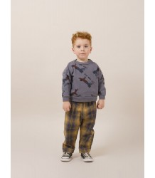 Bobo Choses Baby Sweatshirt CATS AND DOGS Bobo Choses Baby Sweatshirt CATS AND DOGS