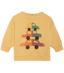 Bobo Choses Baby Sweatshirt CARS Bobo Choses Baby Sweatshirt CARS
