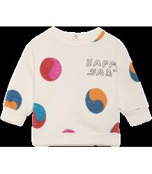 Bobo Choses Baby Sweatshirt YIN YANG Bobo Choses Baby Sweatshirt YIN YANG